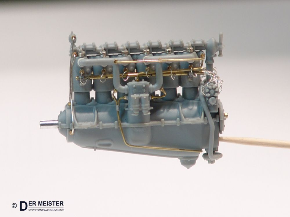 Modellbau-Albatros DV Wingnuts-Auftragsarbeiten