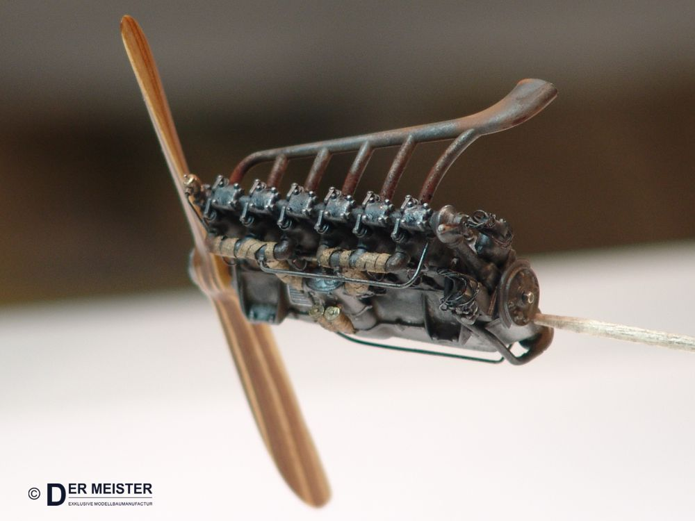 Modellbauservice-Albatros DV Wingnuts